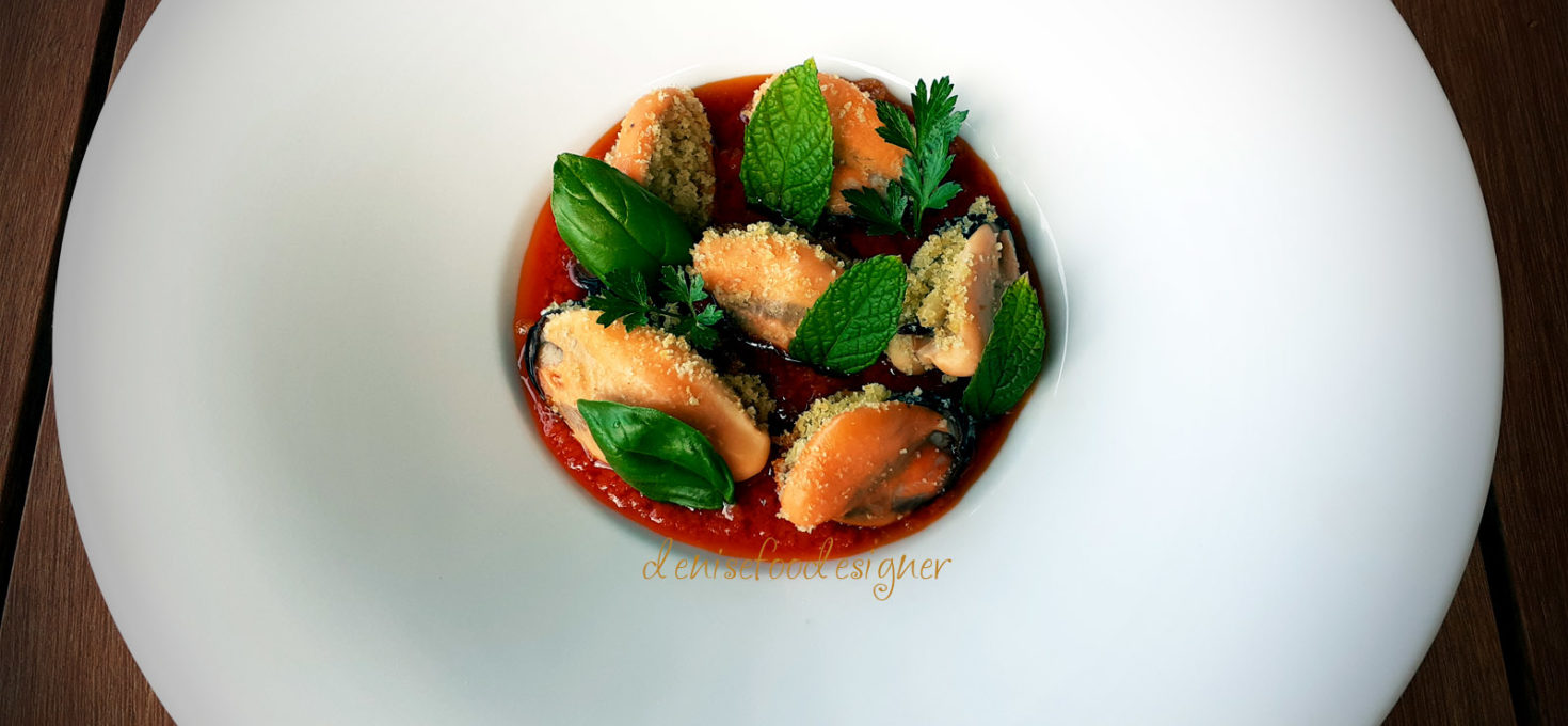 STUFFED MUSSELS